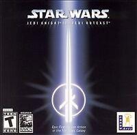 Star Wars: Jedi Knight II: Jedi Outcast [Jewel Case] - PC Video Games Used -