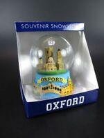 Oxford Schneekugel Großbritannien England Snowglobe Snowstorm Great Britain
