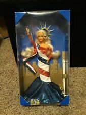 Barbie Doll Collector Edition Statue Of Liberty Fao Schwarz