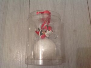 "DISNEY STORE MICKEY BAUBLE CAST EXCLUSIVE 2012 ""BRAND NEW AND UNUSED"""