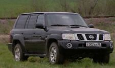 NISSAN PATROL GR GU Y61 COMPLETE FACTORY WORKSHOP SERVICE REPAIR MANUAL