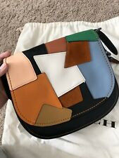 NWT Coach 1941 Patchwork Saddle Bag 23 F38482