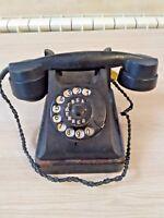 Vintage telephone. Carbolite. USSR. 1959 lot