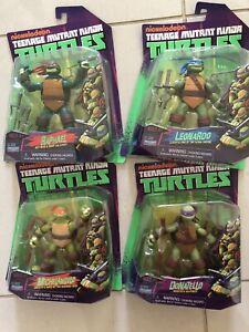 Nickelodeon teenage mutant ninja turtles 2012
