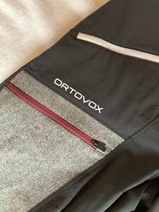 Ortovox Damen Skitouren / Outdoor Hose CEVEDALE PANT schwarz, Gr. S, 3x getragen