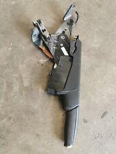 Audi A4 B6 B7 Handbrake Handle / Handbrake Lever - Black Leather