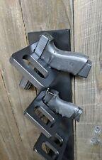 Closet Gun Rack Storage Tactical Hostler 10 Pistol Gunsafe Semi Auto Hand Gun