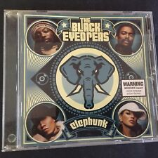 THE BLACK EYED PEAS ELEPHUNK CD  EXCELLENT CONDITION   FREE POST