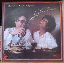 MICHEL LEGRAND/LENA HORNE LENA&MICHEL FRENCH LP RCA 1975