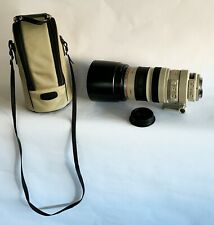 Canon EF 100-400 mm f/4.5-5.6 L IS USM Lens, This lens is in excellent condition