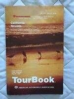 Vintage AAA Tour Book  California and Nevada 1984 Edition
