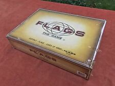 Rare 1987 Version FLAGS THE GAME RDN Board Games Capitals NEW SEALED