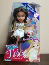 Bratz Holiday Doll Yasmin Absolute Angel Holiday Accessories Original Packing