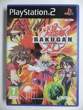 COMPLET jeu BAKUGAN BATTLE BRAWLERS sur playstation 2 PS2 francais spiel juego