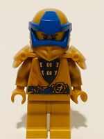 NEW LEGO Ninjago Jay - Legacy, Pearl Gold Robe and Plain Gold Legs from 71738