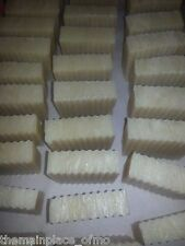 Colloidal Silver Soap Handmade Lye Old Fashioned Coconut Milk Artisan Unscented