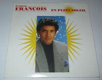 Frederic Francois - en plein soleil - cd  single 2 titres 1995