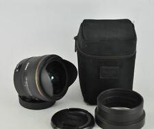 Sigma 10mm f/2.8 EX DC HSM Fisheye Lens For Canon EF-S  UK Seller