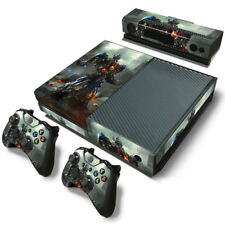 Optimus Prime Xbox One Protective Skin Sticker Set Console 2 Controllers - #0159