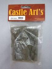 CASTLE ART'S BSRV-5010 - BASETTE IN RESINA 50X100 EFFETTO ROCCIA VULCANICA - 2PZ