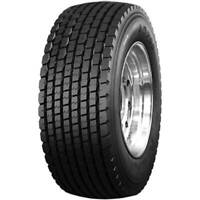 4 New Arisun AD755 445/50R22.5 Load L 20 Ply Drive Commercial Tires
