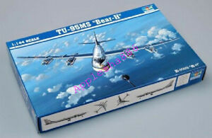 Trumpeter 03904 1/144 Tu-95MS Bear-H