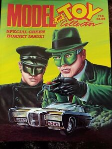 MODEL & TOY COLLECTOR, GREEN HORNET SPECIAL ISSUE NO. 18
