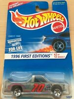 Hot Wheels Chevy 1500 - 1996 First Editions
