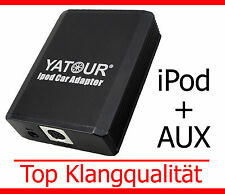 IPod iPhone AUX adaptador citroen c2 c3 c4 c5 c6 c8 rd4 berlingo Interface