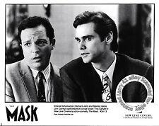 Lot of 2, Jim CAREY, Richard JENI stills THE MASK (1994) breakout comedy fantasy