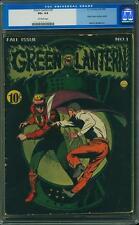 Green Lantern #1 CGC 4.5 DC 1941 Movie! Golden Age Key! C12 131 cm