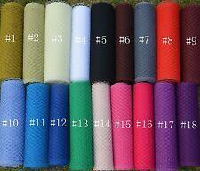 Birdcage Veil Netting Fabric Bridal Wedding Fascinator Millinery 18 Color B003