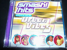 Smash Hits Urban Vibes Rare Various 2 CD Pink Destiny's Child TLC Jon B Jagged E