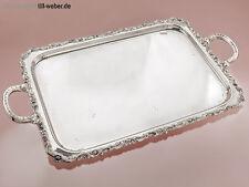 """Tablett / Servierplatte """"Silber"""" Schwäbisch Gmünd"""