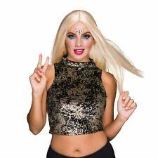 Luxury Long Blonde Wig, Fancy Dress Costume Wig