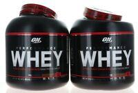 2 Pack Optimum Nutrition Performance Whey - CHOCOLATE SHAKE- 8.6Lbs 100 Servings