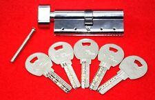 80 NR Thumb Turn Cylinder Barrel Door Lock Anti Snap Bump Drill Pick High Secur