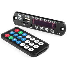 Music Speaker Remote USB MP3 Decoder Wireless Audio Module Decoding
