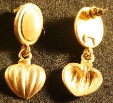 Fashion golden and pearl design earings