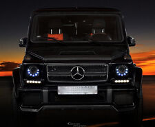 Mercedes W463 G Wagen Wagon Projector Headlamps with LED's