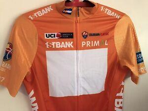COLORADO CLASSIC Cycling Jersey PFIMAL WEAR Race Cut Sz S Team 1st BANK