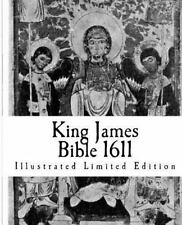 King James Bible 1611: Illustrated Limited Edition: By Jack Holland
