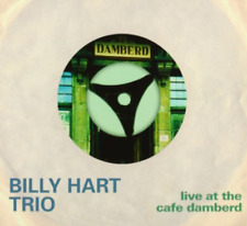 Live At The Cafe Damberd Hart Billy (Importación USA) CD NUEVO