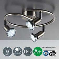 LED Decken-Leuchte Spot-Lampe Wohnzimmer Decken-Strahler Schlafzimmer Küche GU10