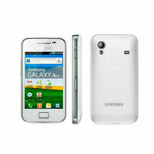 Samsung Galaxy Ace GT-S5830i Unlocked Android Smartphone  New White / Black