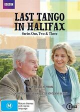 Last Tango in Halifax - Series 1, 2 & 3  DVD Box Set R4/Aus New Sealed BBC