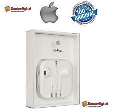 Cuffie Auricolari EarPods Originali per Apple ipnone 6,6s iPod BLISTER MD827ZM/A