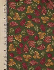 LET US GIVE THANKS 36248-3 WINDHAM    100% Cotton Fabric priced by 1/2 yd