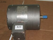 Marathon Electric 1/2 HP 3 Ph  208-230/460Volts 1725 RPM Fr. 56C BVC56T17V5328A