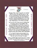 U.S. MARINE CORPS PRAYER